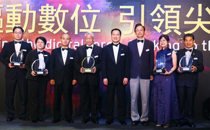 东远精技董事长陈东钦荣获2018《安永企业家奖》