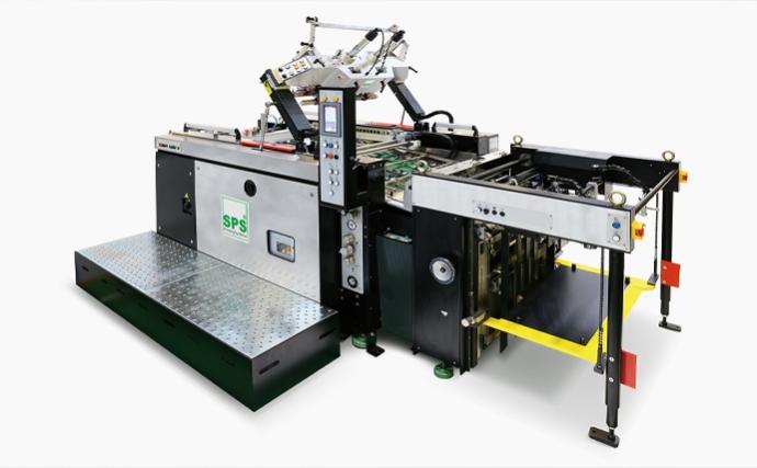 东远SPS印刷机网印机界BMW